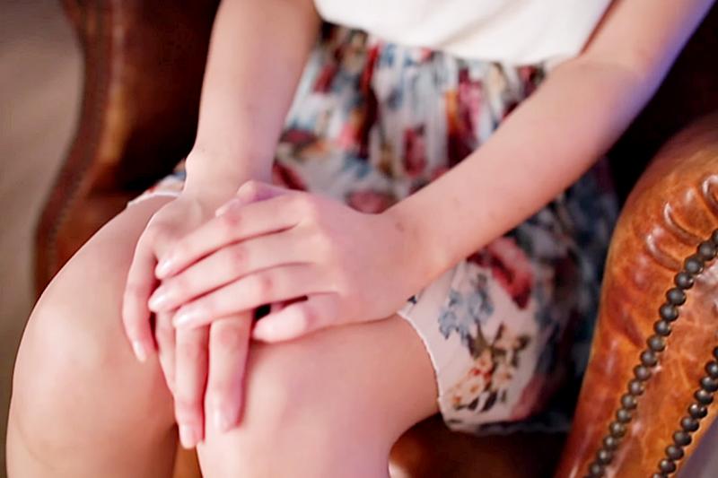 女人的私密處也要好好保養照顧。(示意圖非本人/取自youtube)
