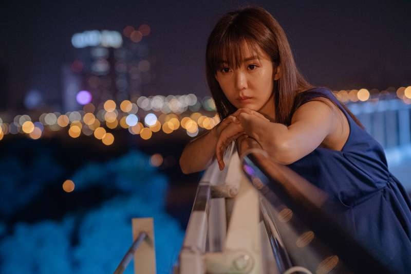 20190517-第21屆台北電影獎17日公布雙競賽入圍名單,圖為以《傻傻愛你,傻傻愛我》入圍影后的郭書瑤。(台北電影獎提供)