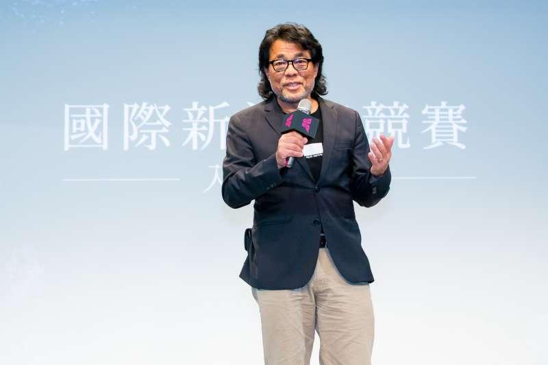 20190517-第21屆台北電影獎17日公布雙競賽入圍名單,圖為北影主席李屏賓。(台北電影獎提供)