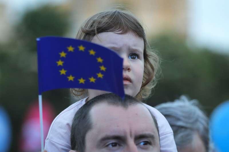 歐洲議會選舉將在23日至26日登場(美聯社)