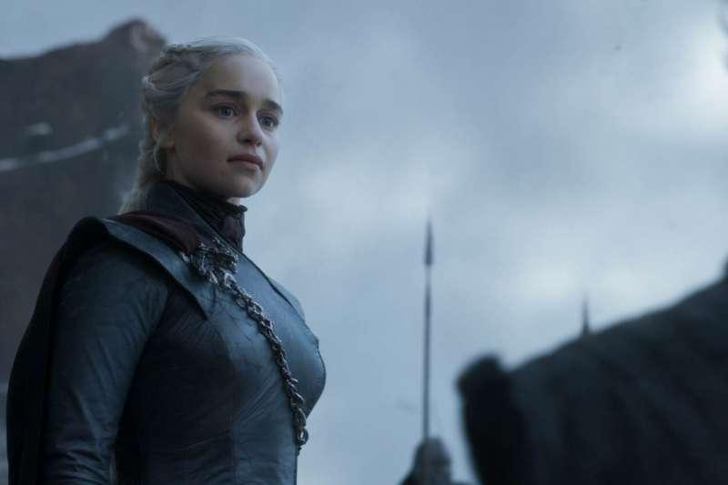 《冰與火之歌:權力遊戲》完結篇:「龍后」丹妮莉絲‧坦格利安(AP)