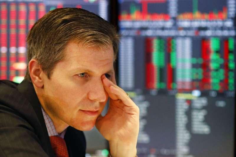 美股、華爾街、中美貿易戰。(美聯社)