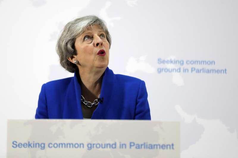 英國脫歐:首相梅伊的最後機會?(AP)