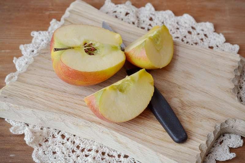 蘋果到底能不能連皮吃?(圖/pixabay)