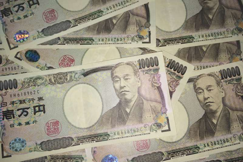 日本老年人口仍愛使用現金,行動支付推廣成效有限(取自Maccabee@Pixabay)