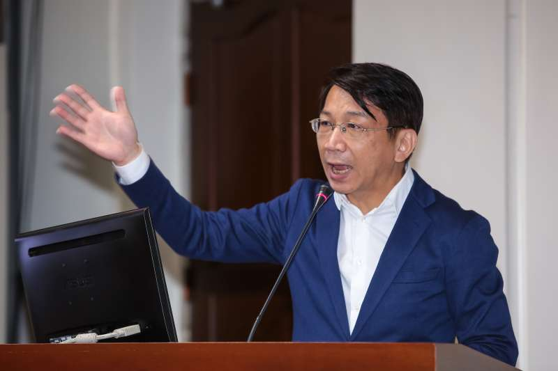 傳民眾黨有意挖角黃國昌 徐永明嗆柯文哲:去呷賽!挖角戰術是最low的-風傳媒