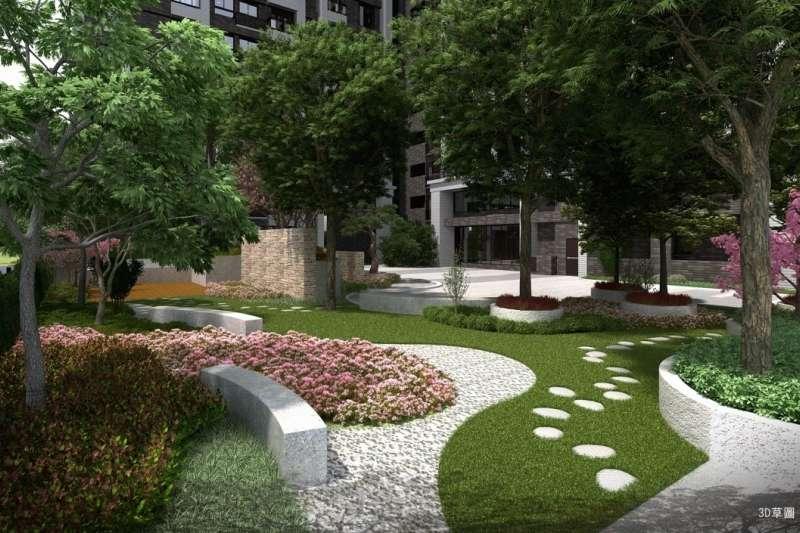 「玉子園」最適合每天都想賴在家、要求舒適度的自住客。(圖/協勝建設提供)