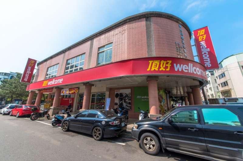 「玉子園」鄰近文德生活圈,享有舊市區生活機能,周邊頂好超市、7-11便利商店、連鎖餐飲林立。(圖/協勝建設提供)