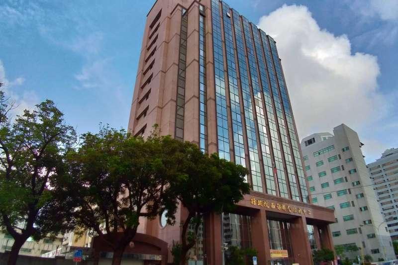 行政院南部聯合中心在市議會旁邊,總統可以就近督導業務。(圖/徐炳文攝)