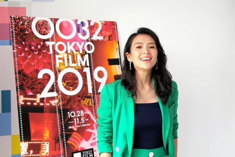 章子怡將擔任第32屆東京國際影展競賽單元的評審委員長。(圖/潮日本提供)