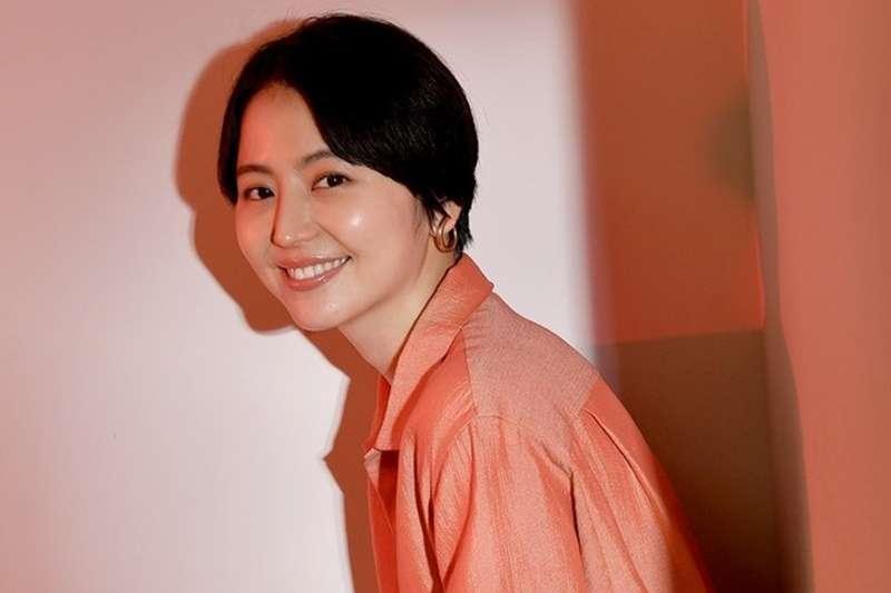 演出電視連續劇《信用詐欺師JP》的長澤雅美。(圖/潮日本提供)