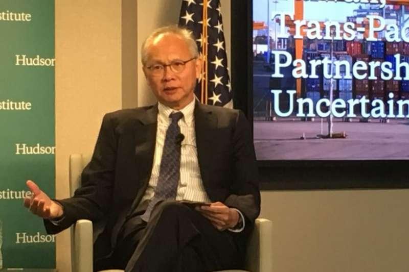 前美國國務院APEC事務官員王曉岷表示,台灣必須理解市場多元化的重要性,不能只倚賴中國。 (美國之音)