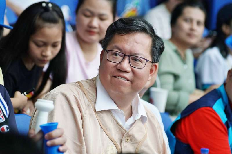 林飛帆出任黨副秘書長 鄭文燦:讓太陽花學運理想,接地氣在政治中實踐-風傳媒