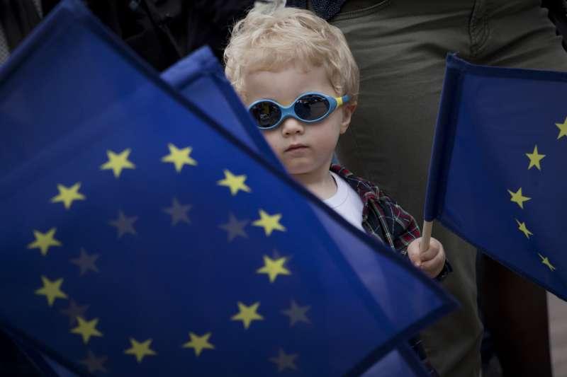 歐洲議會大選(AP)