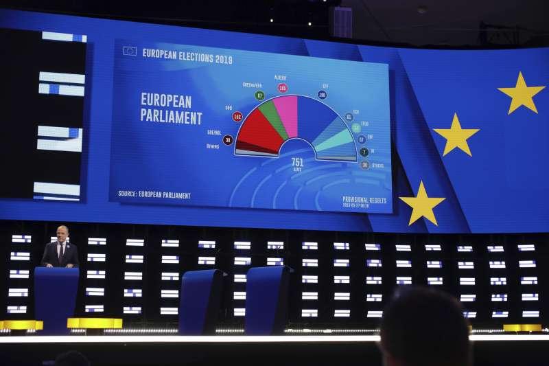 歐洲議會大選:親歐派仍占多數,極右派竄升為第3大黨(AP)