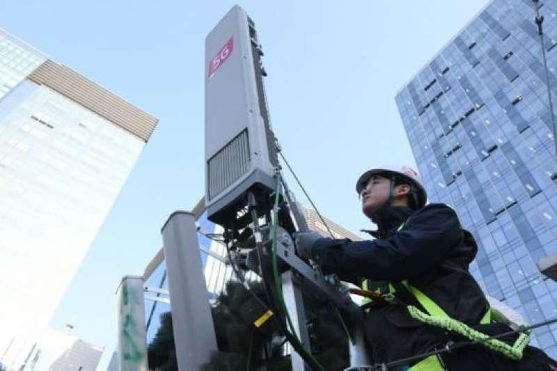 韓國是首個推出商業5G服務的國家(BBC中文網)