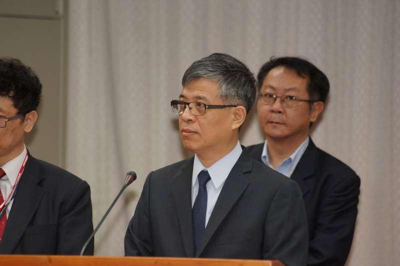 20190527-教育部次長劉孟奇接受備詢。(盧逸峰攝)