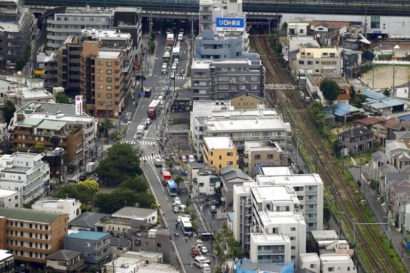 神奈川的縣政雖由保守派、革新派交互任職知事,但兩者對於確保水源的方針卻相當一致。對神奈川來說,確保生命之水就是絕對正義。(資料照,美聯社)