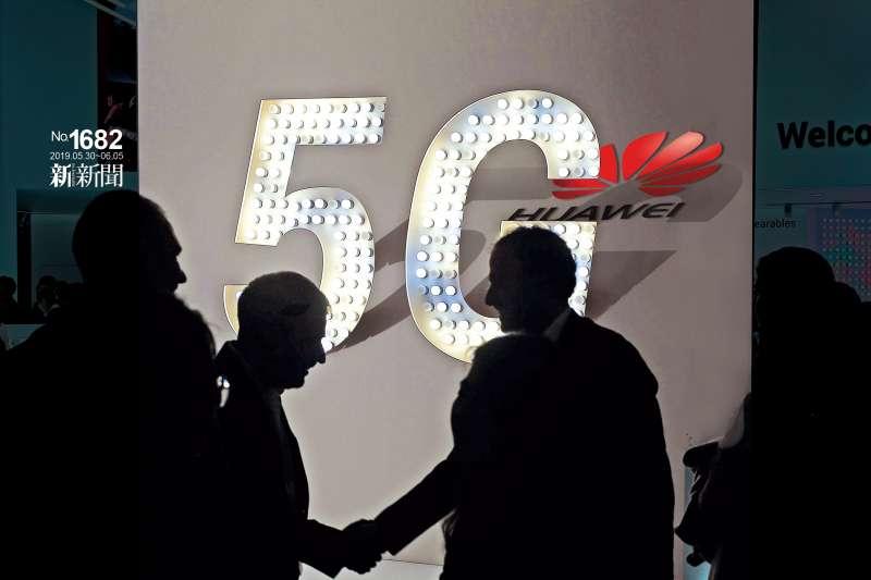 華為事件背後,全球5G爭霸戰12兆美元商機
