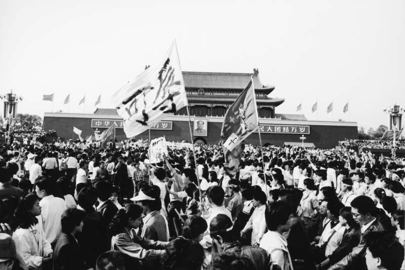 在這個「後天安門時代」,中共政權依然將六四事件視為「打倒共產黨」及「推翻社會主義制度」的行動。(新新聞資料照)