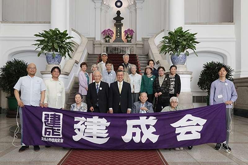 這群來自日本的老先生與老太太們,高齡都已八九十歲,心卻仍在寶島台灣。(圖/想想論壇)