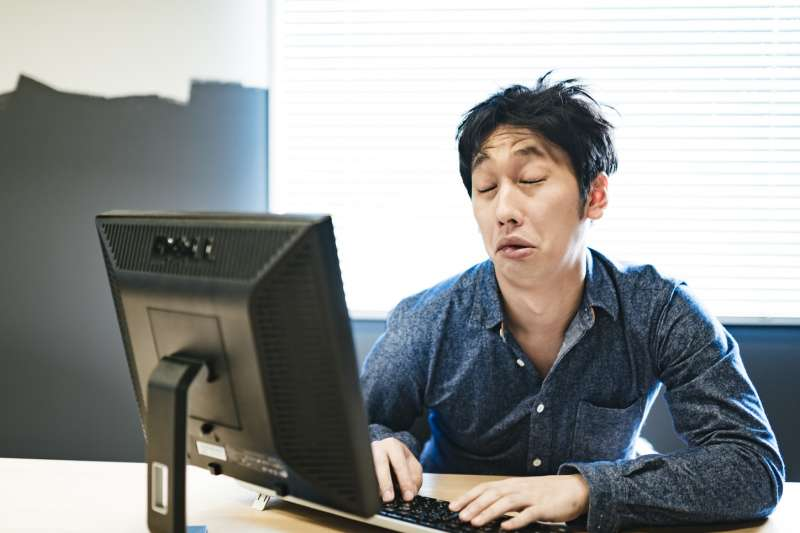 職業倦怠也是一種病!(圖/pakutaso)