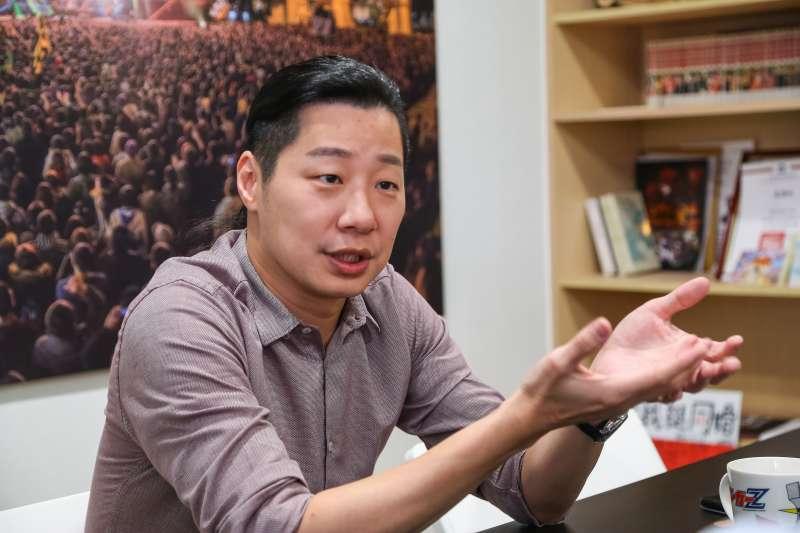 「要找個適合的戰鬥位置」 林昶佐爆料:曾邀林飛帆加入時力選立委-風傳媒