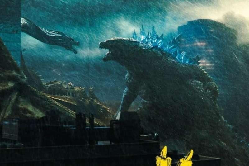 《哥吉拉 II:怪獸之王》成功為大小怪獸們塑造角色個性,令人期待續集表現。(圖/IMDb)