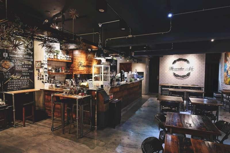 記得我Remember Me Café(張老師月刊提供)