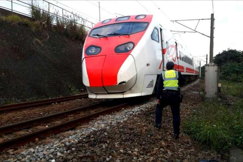 台鐵普悠瑪列車2018年時發生出軌翻覆的意外,對此,監察院通過調查報告,糾正台鐵局及交通部。(資料照,取自交通部臺灣鐵路管理局 TRA臉書粉絲專頁)