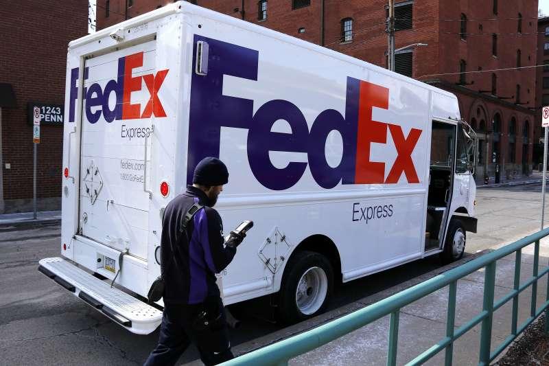 美國聯邦快遞(FedEx)(AP)