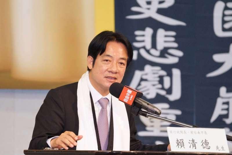 20190602-前行政院長賴清德出席六四30周年紀念活動。(盧逸峰攝)