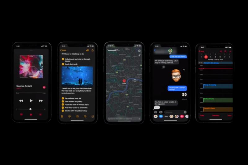 今年WWDC於周二凌晨登場,Keynote「超級飽滿」,介紹新功能超多,(圖/Apple)