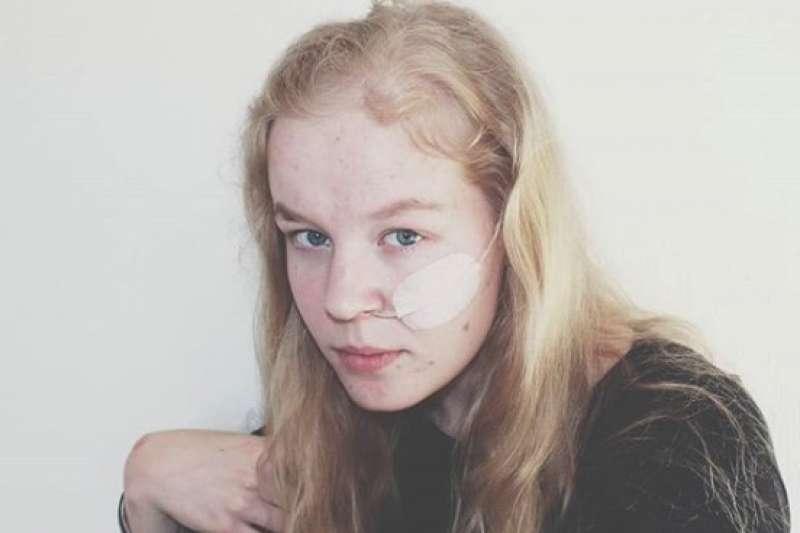 荷蘭安樂死少女波索芬。(取自winnenofleren Instagram)