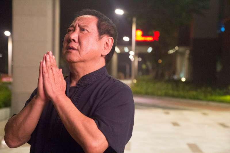 資深演員馬如龍出道逾40年,早年是一線武打明星,晚年演出《海角七號》獲得金馬獎肯定。(資料照,取自公視人生劇展/學生劇展臉書專頁)