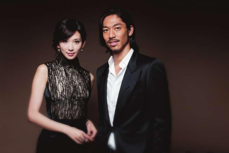 2019年6月6日,台灣第一名模林志玲閃婚日本放浪兄弟AKIRA。(取自EXILE AKIRA臉書)