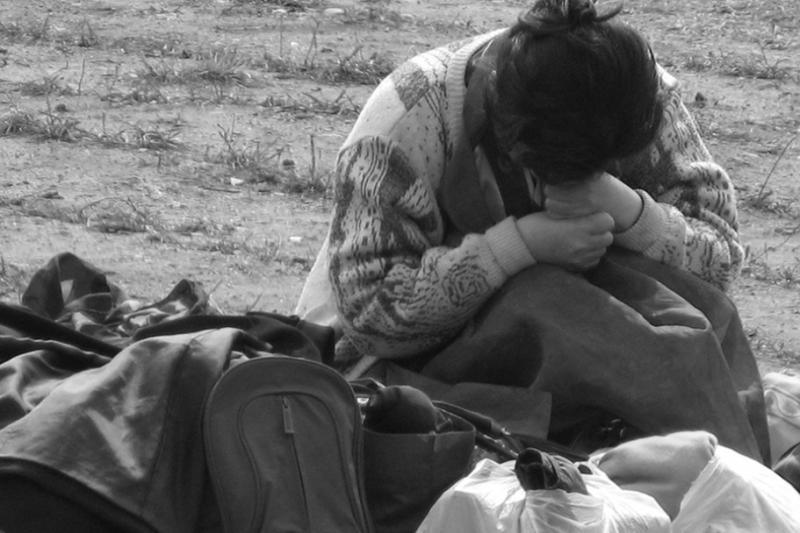 許多脫北婦女逃至中國後,淪為性奴或被迫賣給中國人當老婆。(Chris Price / CC BY-ND 2.0.)(截自KFI)