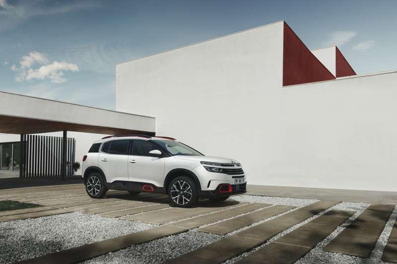 全球首款  以舒適為車輛設計思維之SUV。(圖/CITROËN提供)