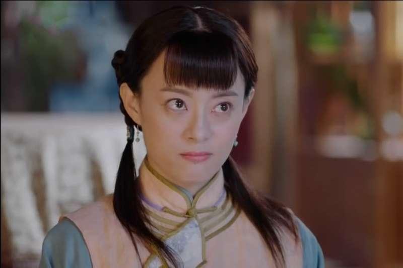 孫儷所飾演《那年花開月正圓》的主角原型就是清末女首富周瑩。(圖/ Home TV @youtube)