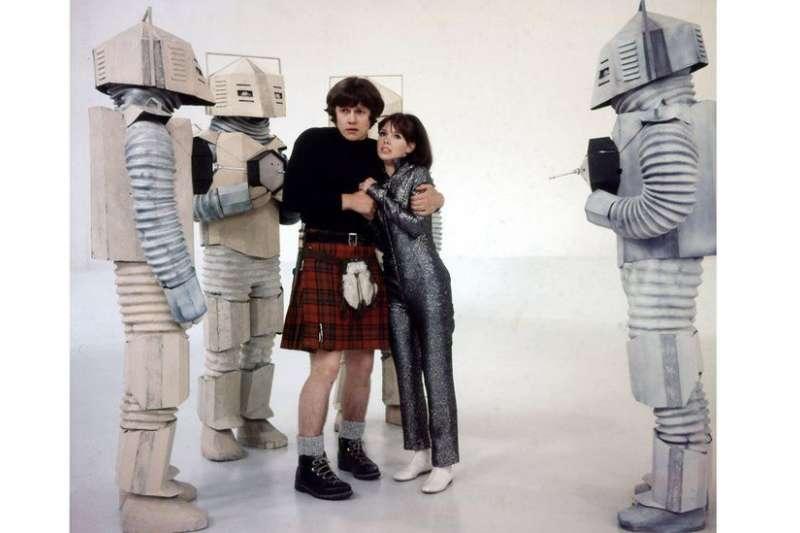 BBC科幻電視劇《神秘博士》裏的盜夢故事。(BBC中文網)