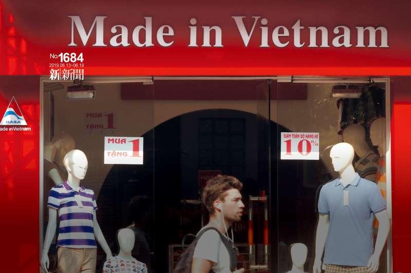 中美貿易戰效應,資本逃離中國瘋湧入越南。