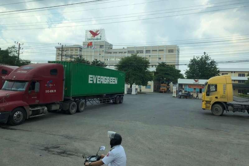 現在整個越南的工業,缺的不是訂單,是土地與勞工。(黃琴雅攝)