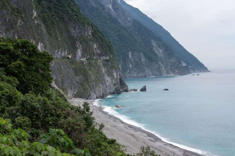 20190612-花蓮清水斷崖,太平洋,蘇花公路。(顏麟宇攝)