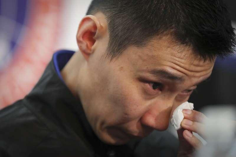 大馬球王李宗偉再今天正式宣布退役。 (美聯社)