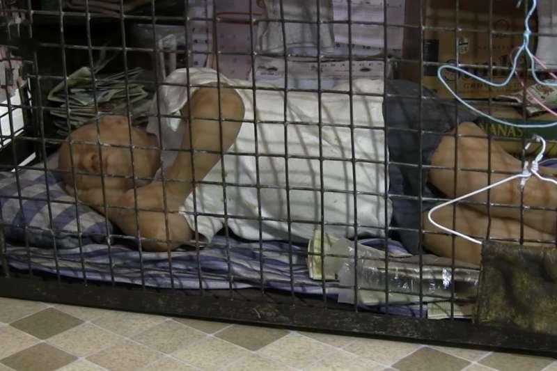 香港社會的貧差距非常懸殊。(圖/ hketvideo @youtube)