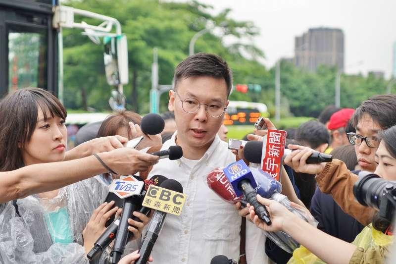高市議員質詢要抽籤 林飛帆轟韓國瑜「踐踏、破壞民主」-風傳媒