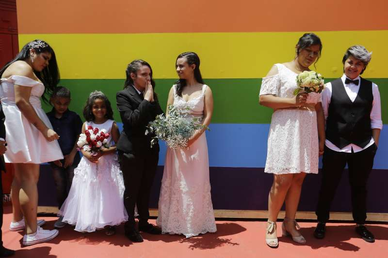 巴西聯邦最高法院裁決恐同和恐跨性別是犯罪,但仍需國會修法納入(AP)