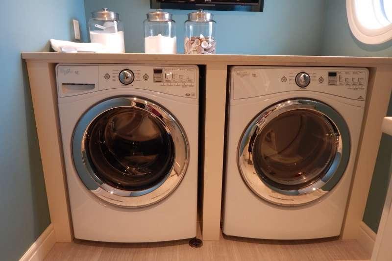 朋友老是跑到家裡來借洗衣機,不勝其擾 …(圖/pixabay)