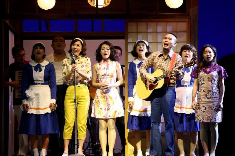 音樂劇《再會吧北投》由吳念真編導,今年推出PLUS升級版本。(綠光劇團提供)