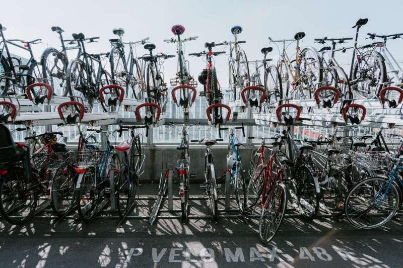 捷安特是巨大集團旗下最知名的腳踏車品牌(圖/Unsplash)